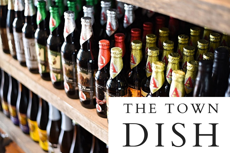 town-dish-checking-in-bottle-room